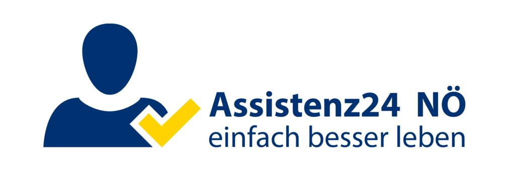 Assistenz24 NÖ Logo - Partner von ava
